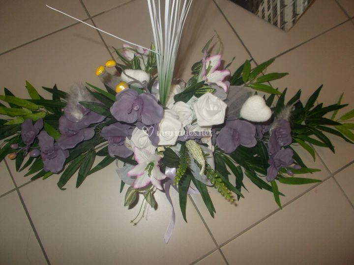 Compo florale
