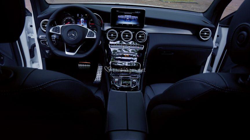 Intérieur véhicule