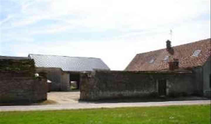 Un ancien corps de ferme beauceron