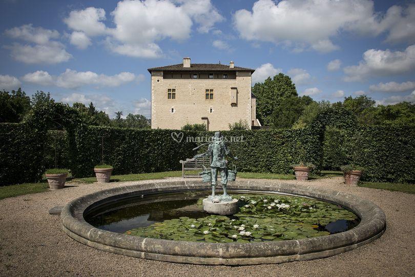 Château de Saint-Bernard