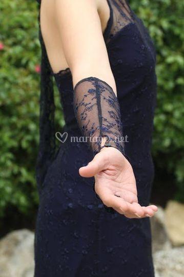 Robe de mariée sur-mesure