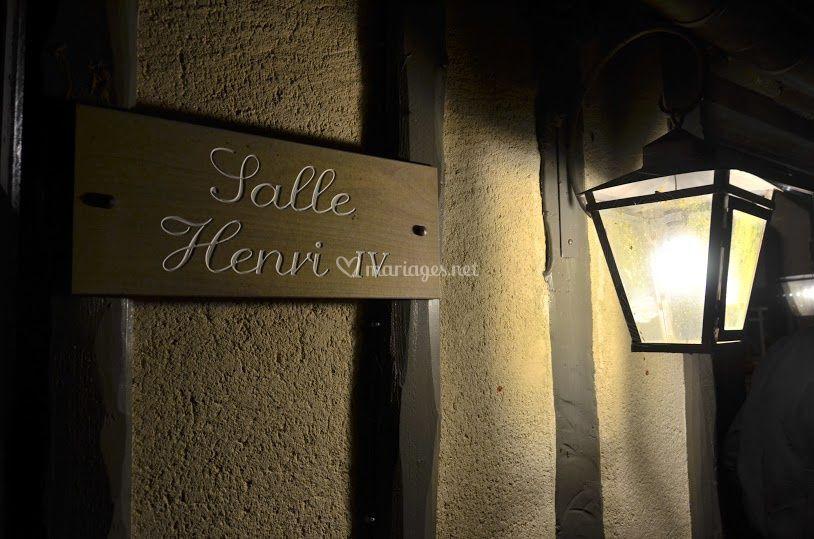 Le Relais Henri 4