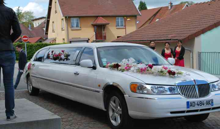 La belle limousine