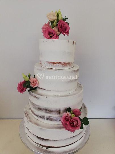 Nakked cake