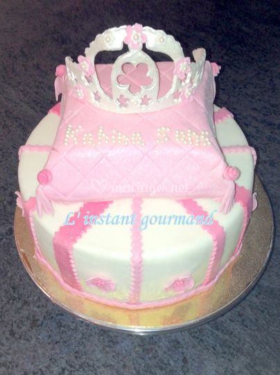 Linstant Gourmand Wedding Cake Designer