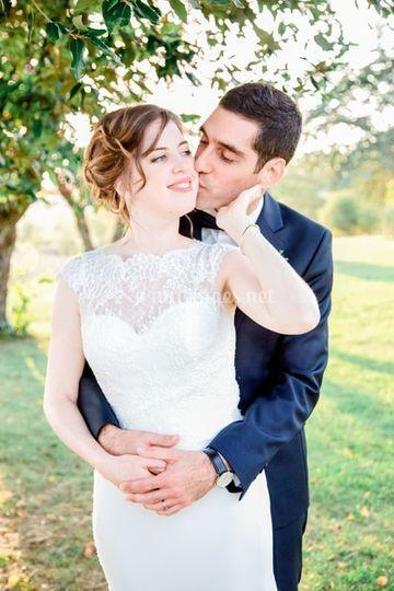 Mariage à Cuq Toulza