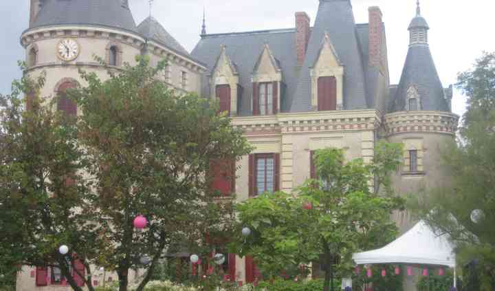 Château des landes