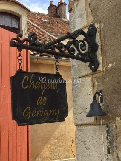 La Broc&Fleurs: Chateau