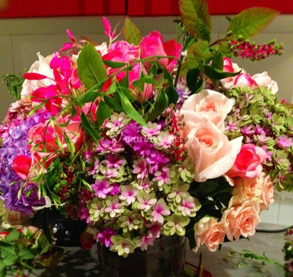 La Broc&Fleurs: Esprit jardin