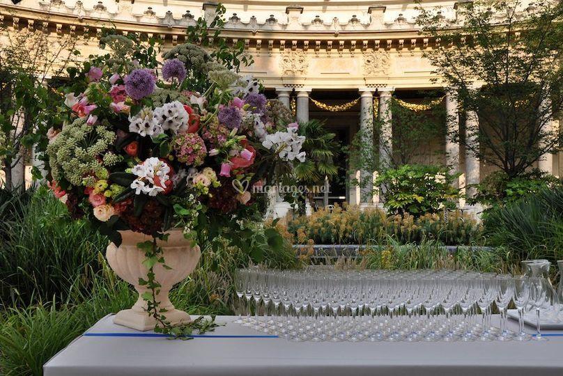 La Broc&Fleurs au Petit Palais