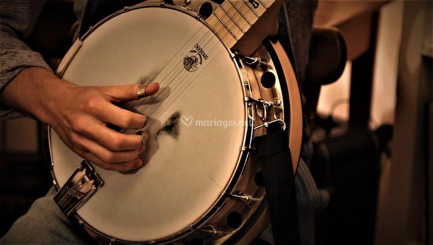Big Bang Bluegrass Band