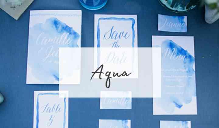 Collection Aqua