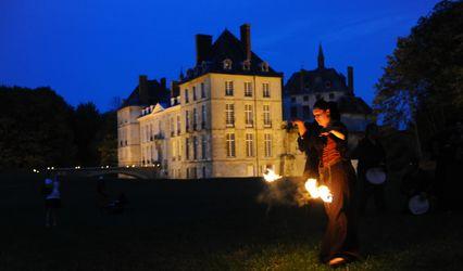 Chateau De Thugny