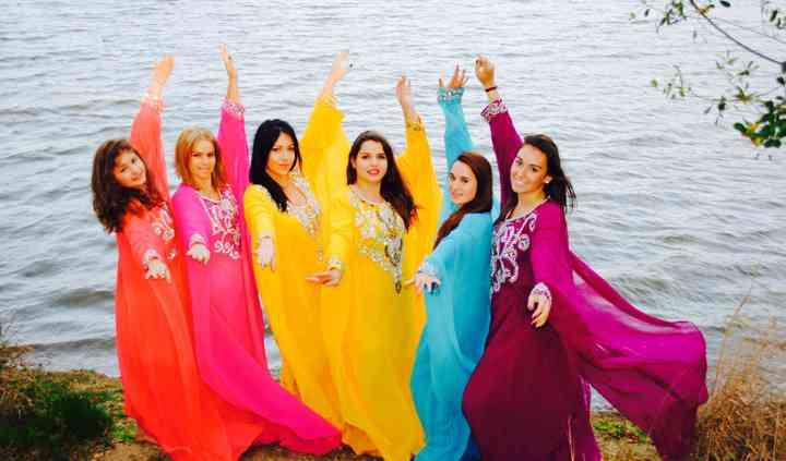 Chorégraphie Dubaï