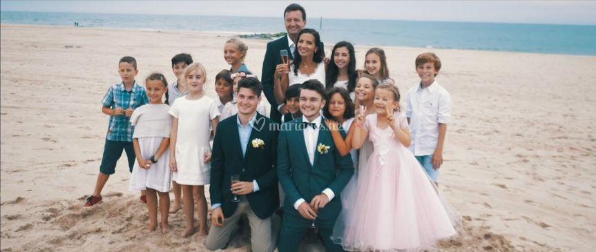 Mariage en Famille