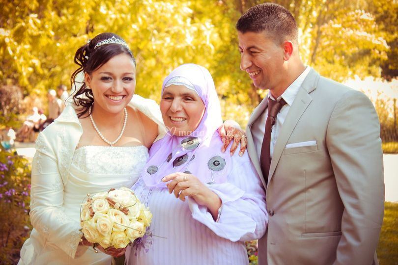 Kheira, sa maman, et Sidali