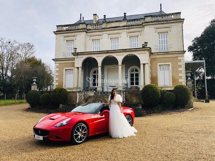 Marié + Ferrari
