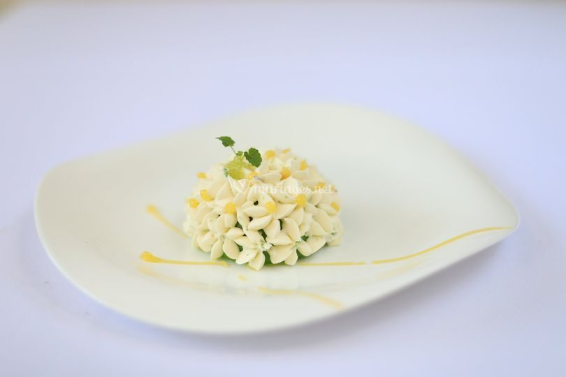 White Lemon, citron caviar