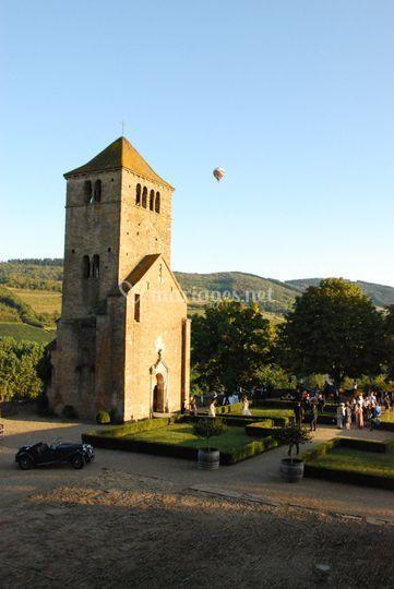 Chapelle terrasse Sud