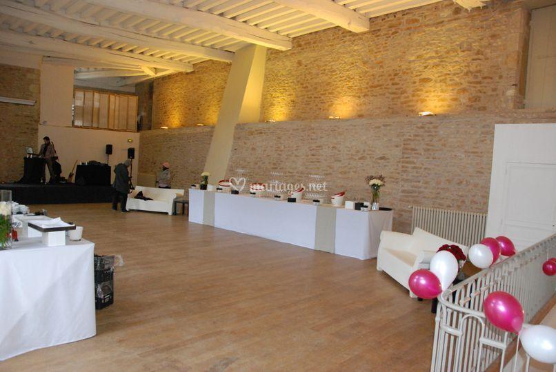 Salle des Comtes