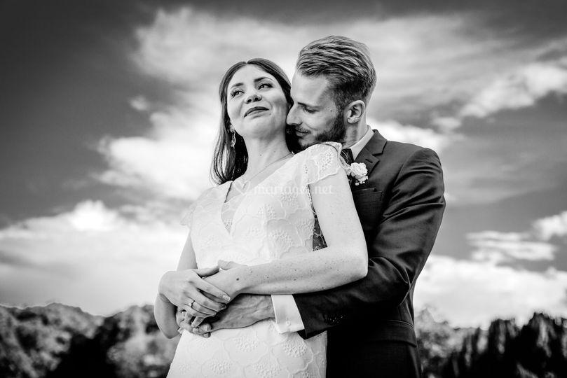 Mariés beau mariage