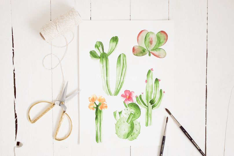Peinture de motifs