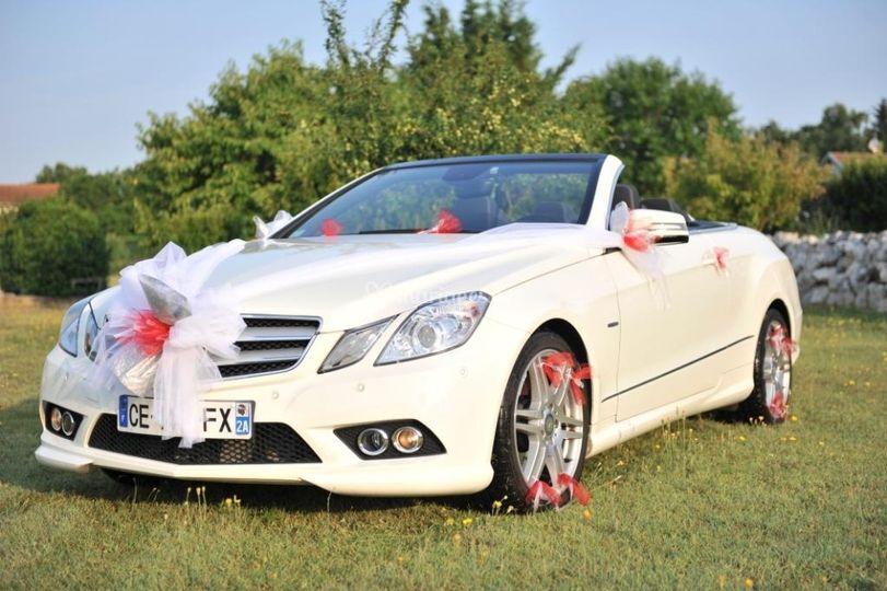 Un véhicule luxueux