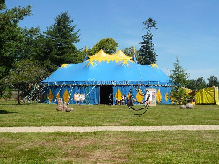 Association Cirque en Spray