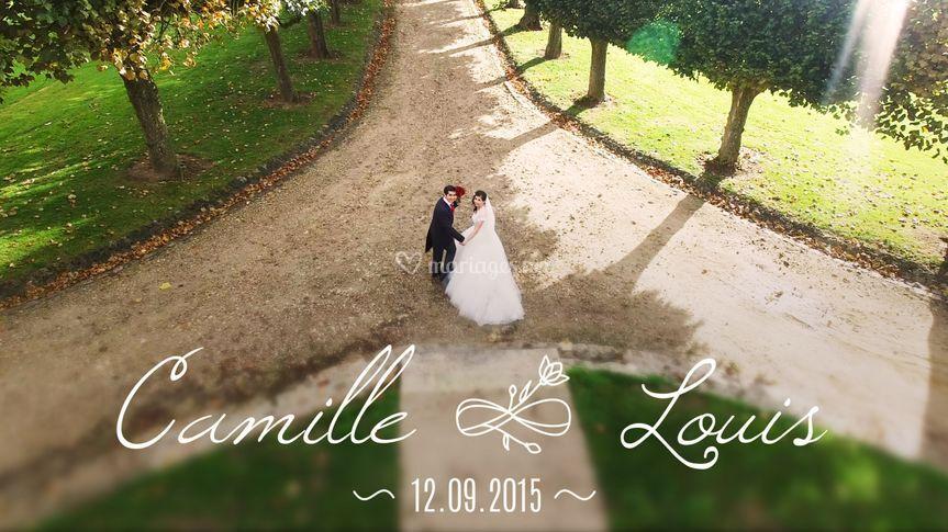 Mariage de camille et Louis