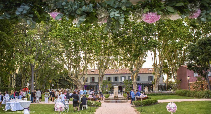 Des jardins raffinés