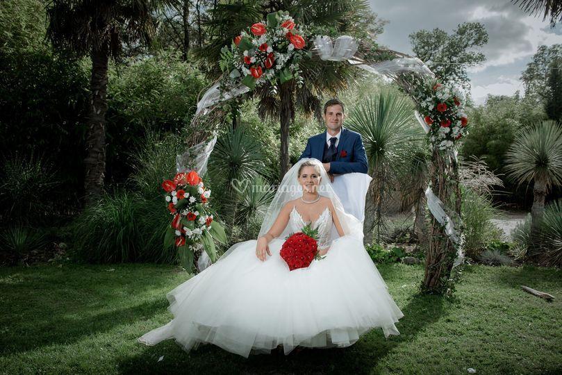 Mariage Anthony et Melissa