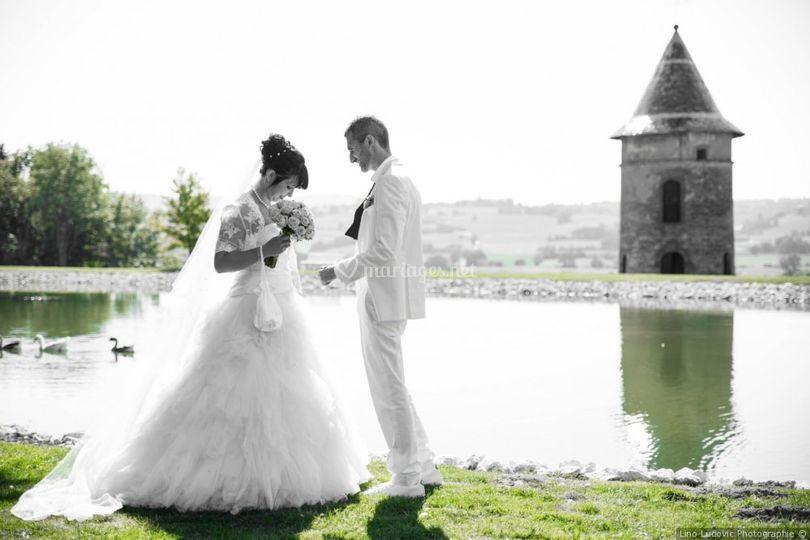 L'amour au bord de l'eau