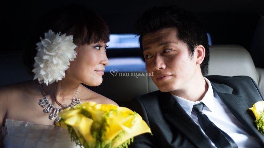 Mariés de Shanghai
