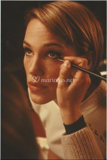 Maquillage tournage film