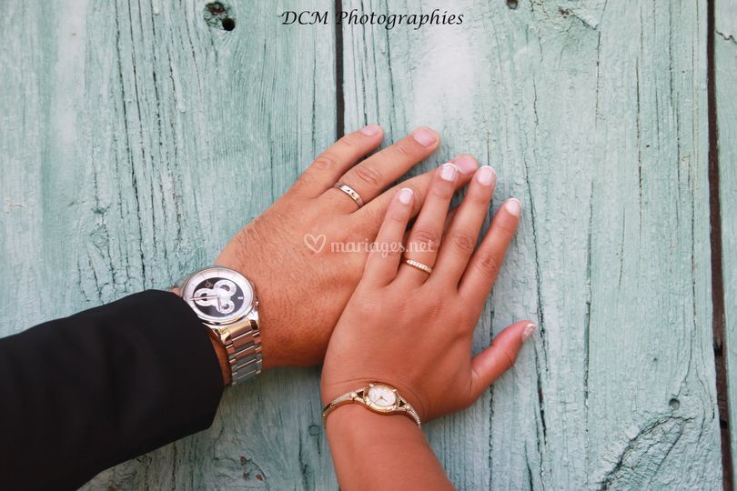 Alliances, union, mariage