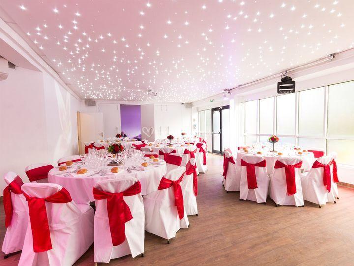 Mariage - salle Club