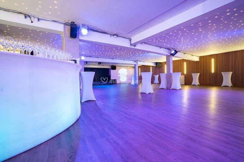 La Grande Galerie - Cocktail d'entreprise - 230 pers. (2)