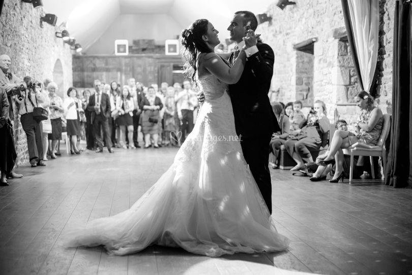 ouverture du bal sur frdric minois photographie - Photographe Mariage Net