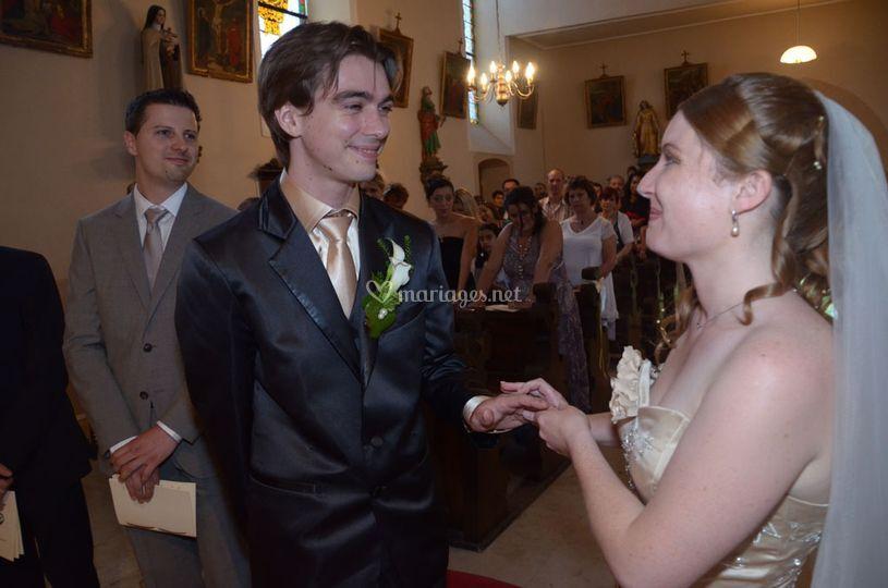 Angélique et Tristan
