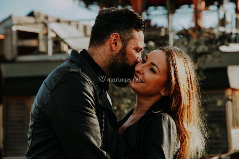 """Séance photo """"engagement"""""""