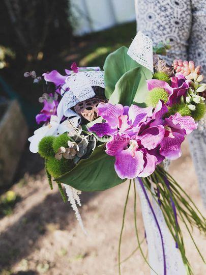 Bouquet structure