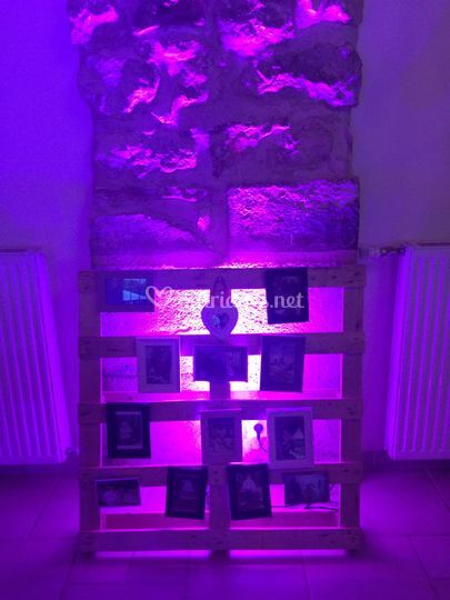 Éclairage décoration