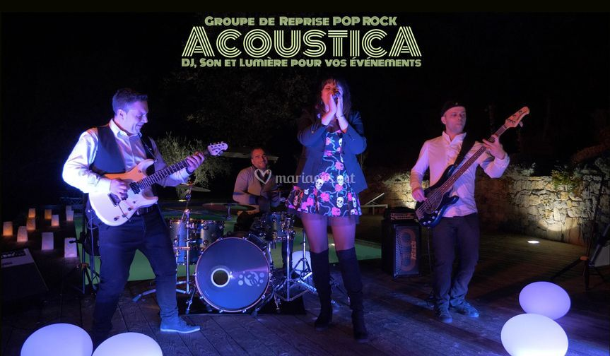 AcousticA - Live & DJ