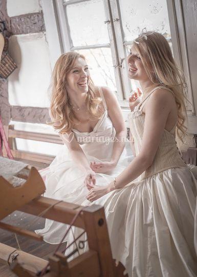 Robes de mariée Chanty & Eden sur Aranel