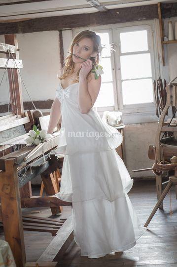 Robe de mariée Chanty