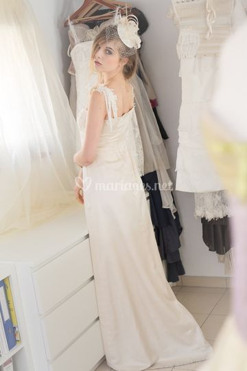 Robe de mariée Galatée