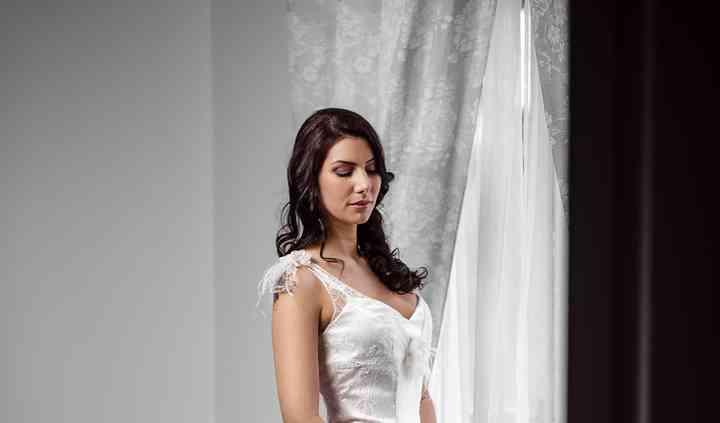 """Robe de mariée soie """"Aurore"""""""