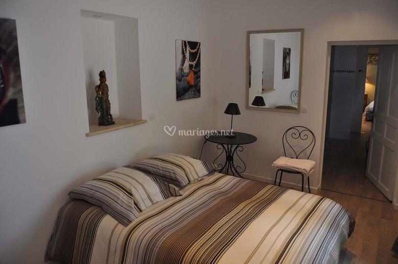 Chambre double au Petit logis