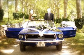 voiture mariage drome