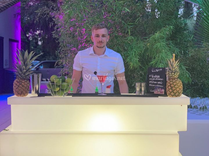 Cocktails Event
